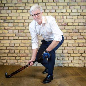 Wussten Sie schon dass Ernst Andersen auch Hockey spielt?