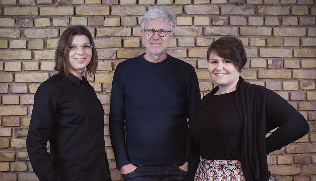 Team der TIVITA GmbH Mannheim